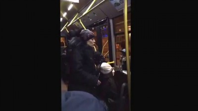 Случай в донецком троллейбусе