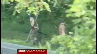 BBC Russian Украина ДНР Кто прислал кавказцев в Донецк? (29.05.2014г.)
