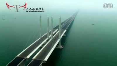 Qingdao Jiaozhou Bay Bridge - самый длинный мост в мире
