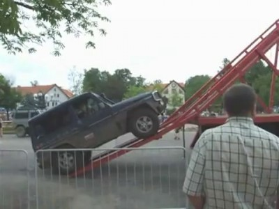 Mercedes G-klass