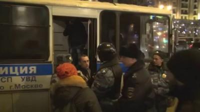 24.02.2014. Задержание Алексея Навального: Навального запихнем?!