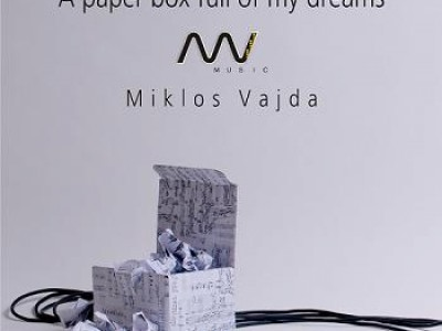 Miklos Vajda - Sheeva Records Present Miklos Vajda A Paper Box Full of My Dreams