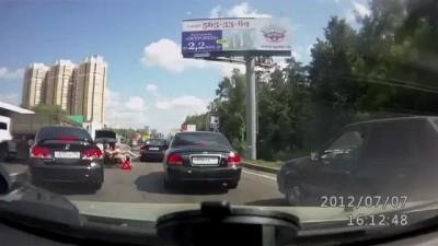 Лучший способ дождаться дорожной полиции .