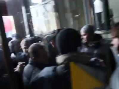 Захоплення Львівської ОДА. 23 січня 2013 р.
