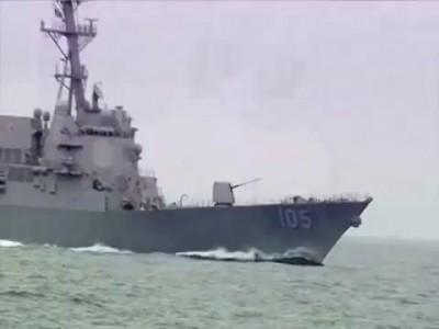 Новое выжигающее лазерное оружие уже у берегов Ирана