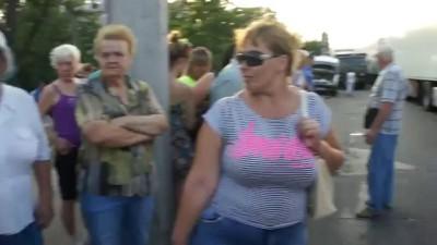 Видео ПН: Конфликтные ситуации на мосту