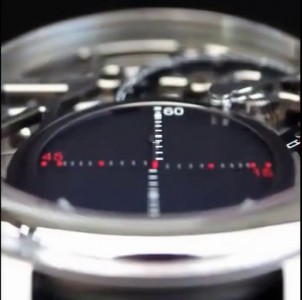 Удивительные часы