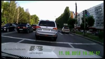 Водятед-мудак сбиваеш пешехода