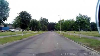 ДТП_Сатрые Дороги 08.06.2013_1часть