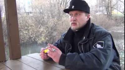 Русский националист Дмитрий Мелаш рассуждает о прохвостах ДНР