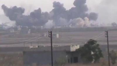 Syria: battle for Kafarnabodah - Сирия
