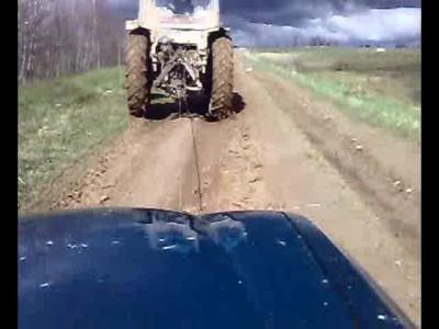 Трактор и газ 3110