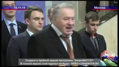 Жириновский о ЕВРОМАЙДАНЕ и Януковиче