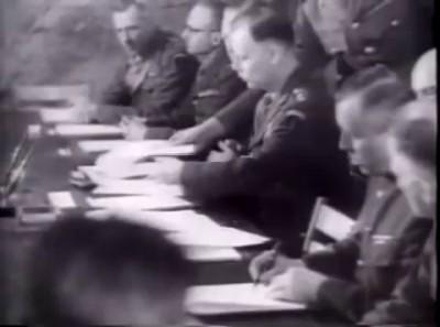 Хроника Нюрнбергского процесса 1. (5)