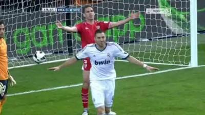Реал М (Мадрид) – Севилья (Севилья) – 4:1
