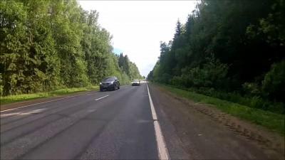 По дороге в Наро Фоминск