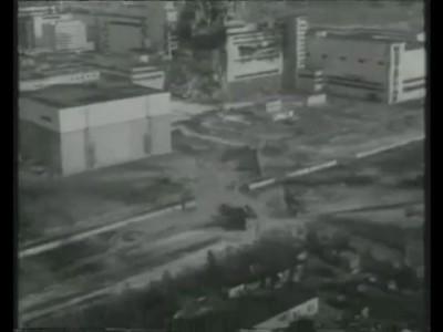 Чернобыльская робототехника 1986 года