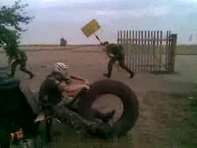 Прикольный армейский юмор