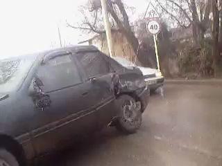 Авария в Мышкенте .