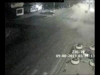 Утром туляк на иномарке сбил в Пролетарском районе двух пешеходов насмерть ...