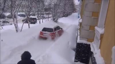 Audi бульдозер
