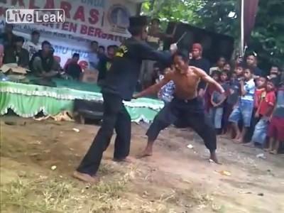 Индонезийское боевое искусство