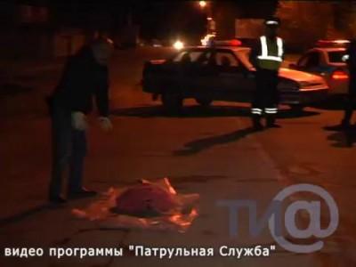 Пьяный водитель насмерть сбил трех девушек