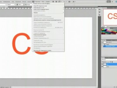Уроки Photoshop CS5: 3D текст - трехмерный текст