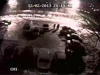 Пьяный водитель сбил 3 пешеходов