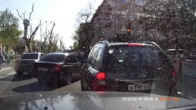 Особенности вождения в краснодарском крае
