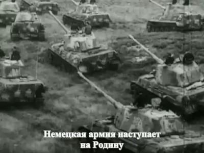 Sabaton - Panzerkampf (Battle of Kursk) русские субтитры.mp4