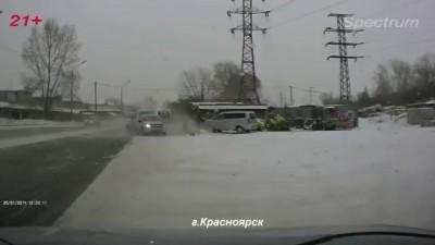 Подборка Аварий и ДТП 26 01 2014.Car Crash Compilation 26 01 2014 HD