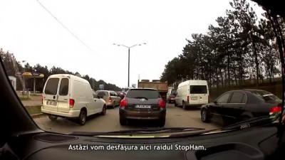 СтопХам Молдова - Первоапрельский рейд