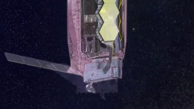 Космический телескоп Джеймс Уэбб
