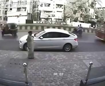 navi mumbai murder case on cctv