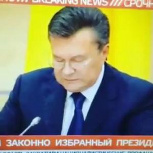 Обращение Януковича к украинцам.