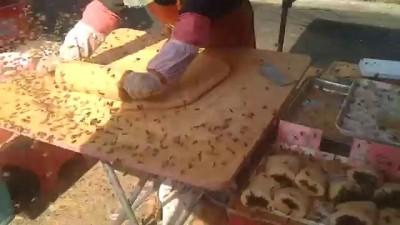 Китайские булочки с маком