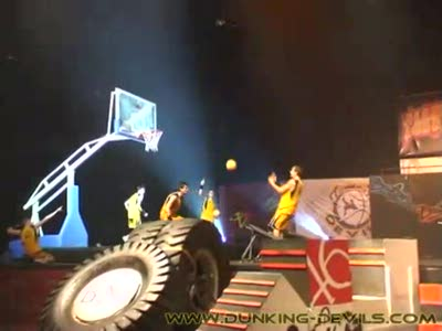 "Dunking Devils Indonezija ""Best-off"" movie"
