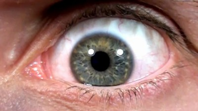 Движение глаз slow motion