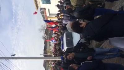 Акция протеста у посольства Турции в Новороссийске