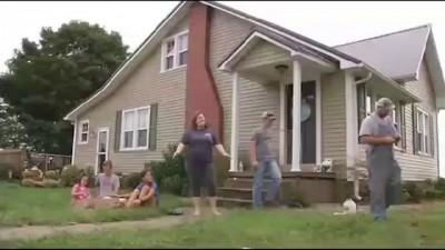 Двухголовый телёнок из штатов Кентукки