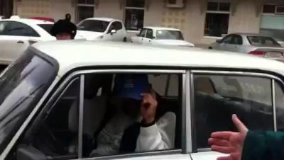 Народ ликует. Поимали навальниста! 28.03.2013г.
