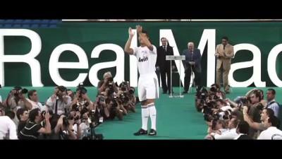 Cristiano Ronaldo, Real Madrid's all-time leading goalscorer.