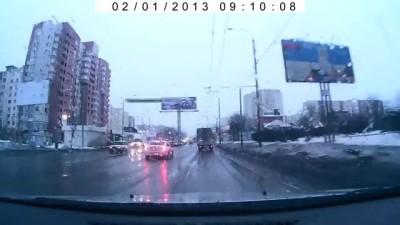 Ростовские гаишники проехали под «кирпич»