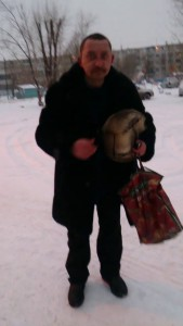 Оренбургский мужичок
