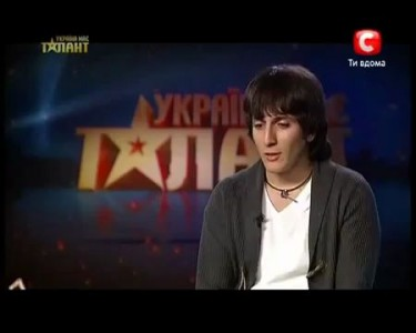 Украина мае талант 4 - Эмин Самедли. 24.03.12.