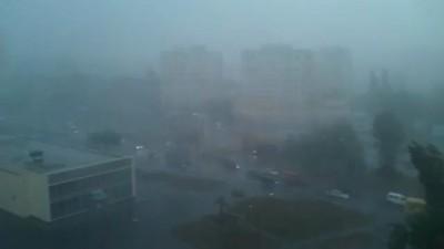 Одесса ливень 11 июля 2012
