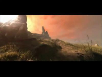 NightWish клип WarCraft III