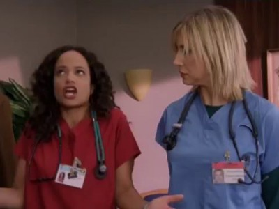 Scrubs Carla-Carla-Carla!