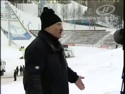 Лукашенко про голубых